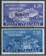 TSA 1951: Abbazia di Montecassino, Integri