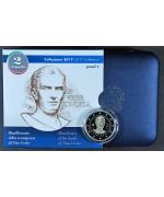 Italia: 2€ Comm. 2017. Tito Livio, coin card