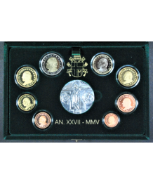 Vaticano: Divisionale 2005 FS