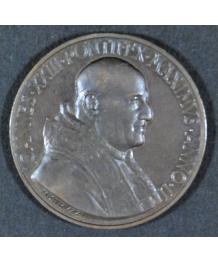Giovanni XXIII 1960: Papa e Vescovi in S. Pietro, Bronzo