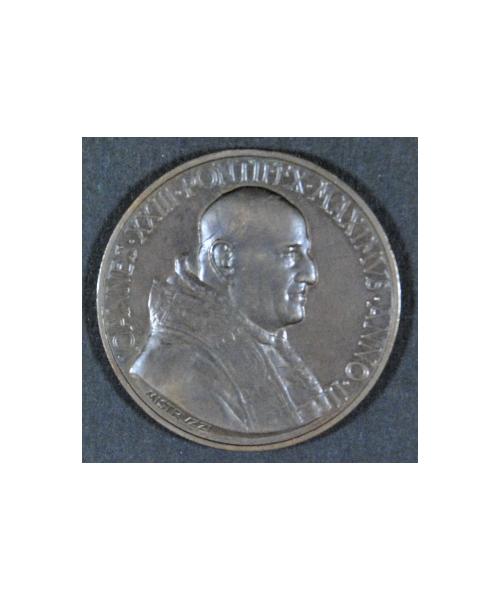 Vaticano Pio XII: Il Buon Samaritano 1945, Bronzo