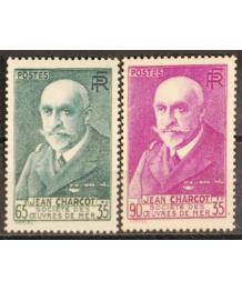 Francia 1938/39: Pro Società opere marittime. Integri