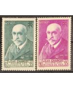 Francia 1938/39: Pro Società delle opere marittime. Integri