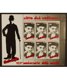 Francesco I: Charlie Chaplin MF